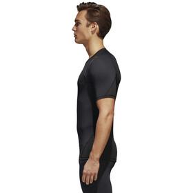 adidas Alphaskin Sport T-shirt Heren, black